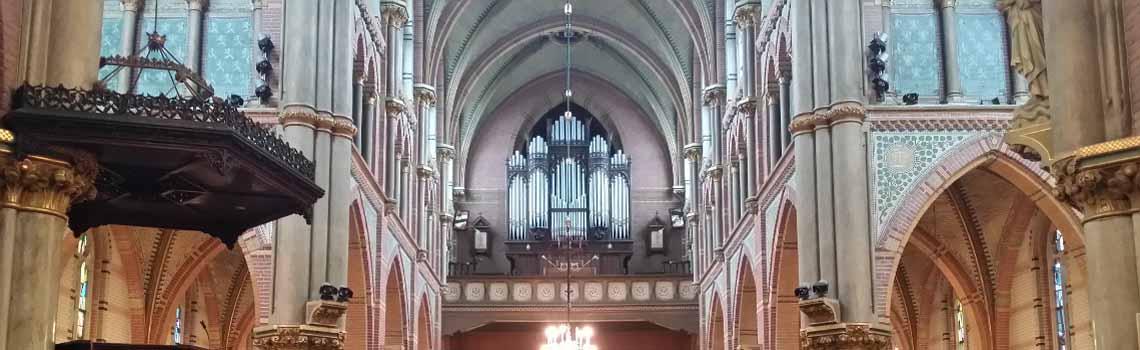 Franssen Organ Liduina Basilica Schiedam