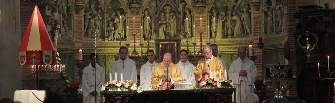 Latin Miss Gregorian Song Choir